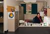 School office at Bishop Belleau School in Moosonee 2005 September 19