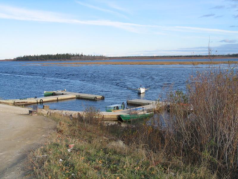 Public docks 2003 October 20