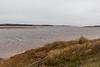 Looking across the Moose River from Moosonee.