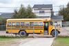 Bishop Belleau School bus 2005 September 19