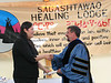 Aboriginal Teacher Education Program Graduation 2005 June 18