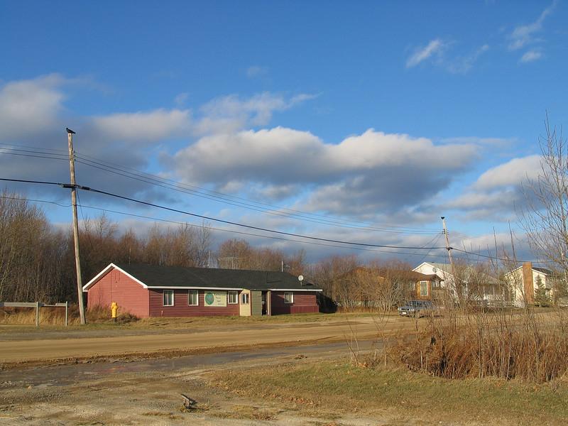 Revillon Road and Keewaytinok Native Legal Services 2003 November 21.