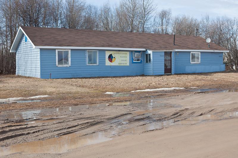 Keewaytinok Native Legal Services 2011 April 28