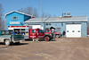 New Fire and Rescue vehicle at Moosonee Fire Hall 2011 April 15th