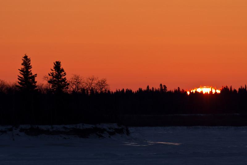 Sunrise 2011 February 27th