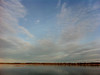 Sky over Charles Island