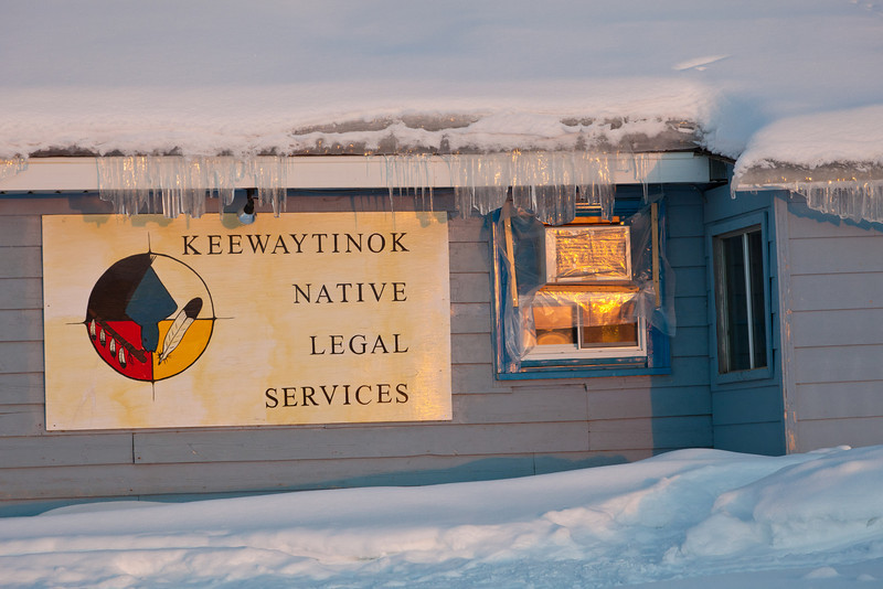 Keewaytinok Native Legal Services 2011 January 30th