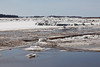 Moose River ice and water from public docks