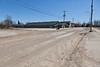 First Street in Moosonee at midday 2011 May 16