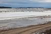 Moose River near public docks