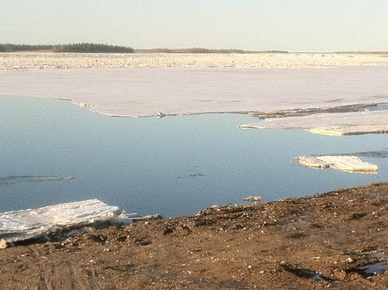 Ice sheet edge