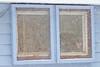 Paul's bedroom window