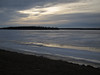 View across the Moose River to Butler Island 2011 April 27