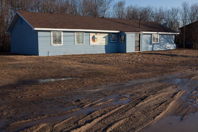 Keewaytinok Native Legal Services 2011 April 30th