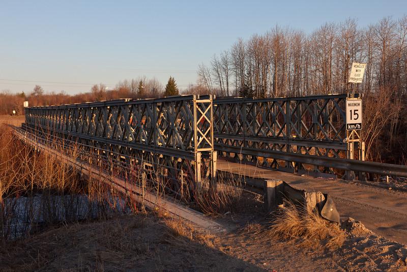 Airport Road bridge