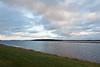 Clouds over Butler Island 2011 Nov 14