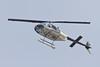 Helicopter C-GJID at Moosonee.