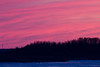 Moose River at sunset 2011 Nov 29