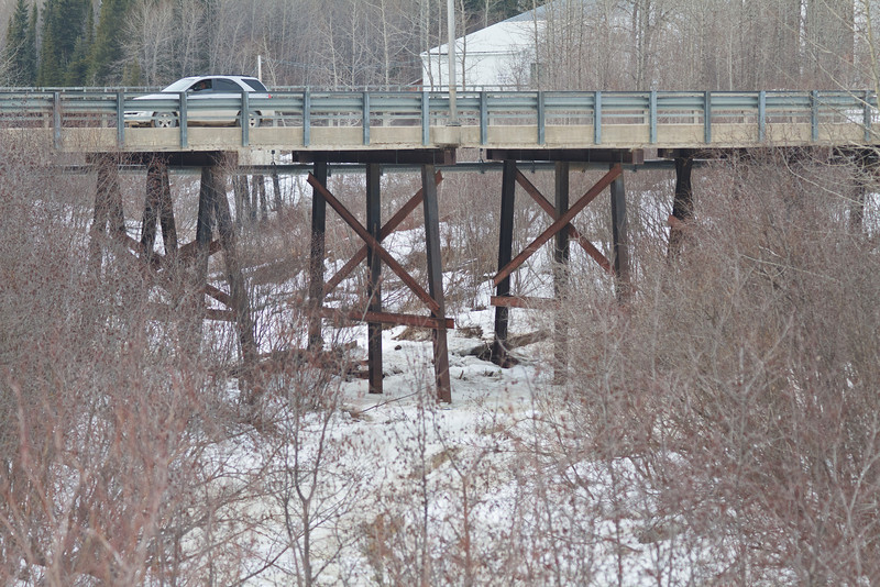 Atim Road bridge