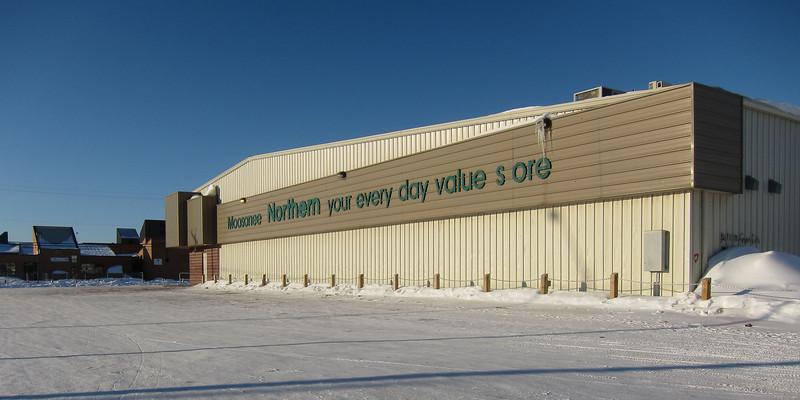 Northern Store in Moosonee