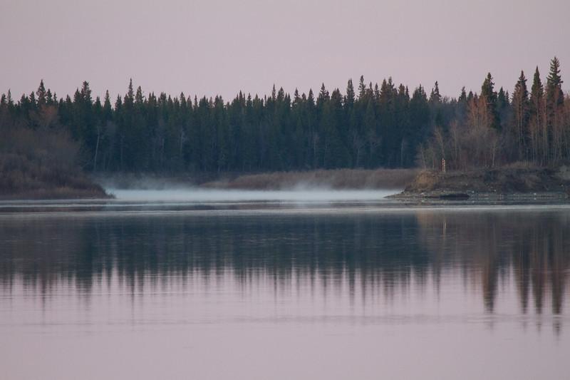 Fog in the Gutway