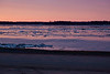 Looking across the Moose River at sunrise 2011 May 1st
