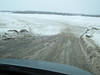 Road to Moose Factory 2011 March 17th