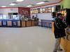 Quikc Stop minus retail shelves