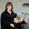 Brick store manager Candice Tourville
