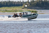 Taxi boat headed to Moose Factory 2006 August 26th.