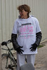 Moosonee Run for the Cure to raise funds for Breast Cancer. Dianne Smith.
