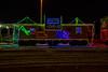 Ontario Northland Railway Christmas Train in Moosonee 2016 December 15th. Caboose HDR default.