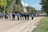 Walk for Life. March in Moosonee in support of suicide prevention 2018 September 11.