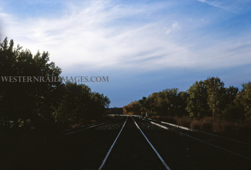 Mopac 262 - Oct 21 1989 - old main line east of Pueblo COLO