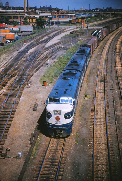 Mopac 110  5-31-1955 Alco Ge 364+b+a grand avenue