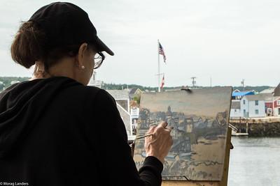 Rockport on Canvas