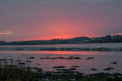 Lopwell Sunset 1