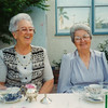 Mom with her dear friend, Dorothy Thompson