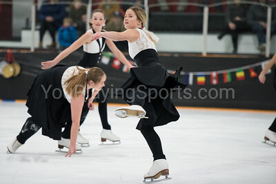Morden Figure Skating Carnival-496