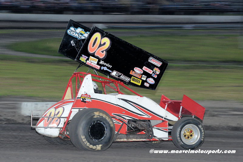 ASCS at Battleground Speedway, 11 June 2016