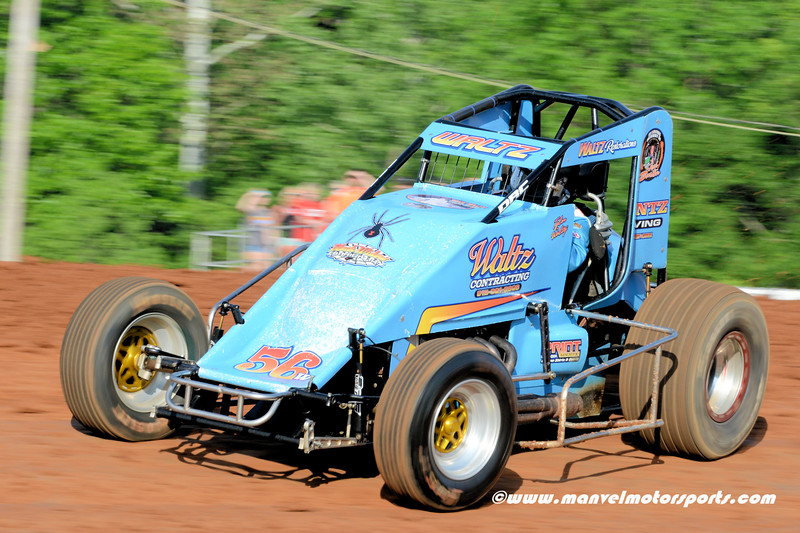 Bloomington Speedway, 27 May 2016
