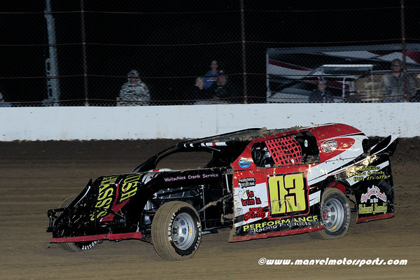 Cotton Bowl Speedway, USMTS 09 February 2017