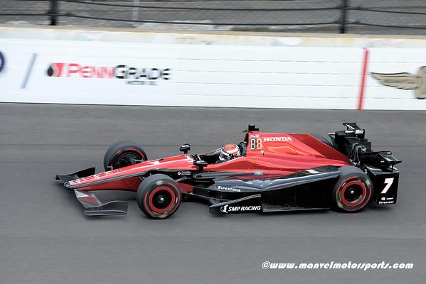 Indianapolis Motor Speedway 18 May 2017