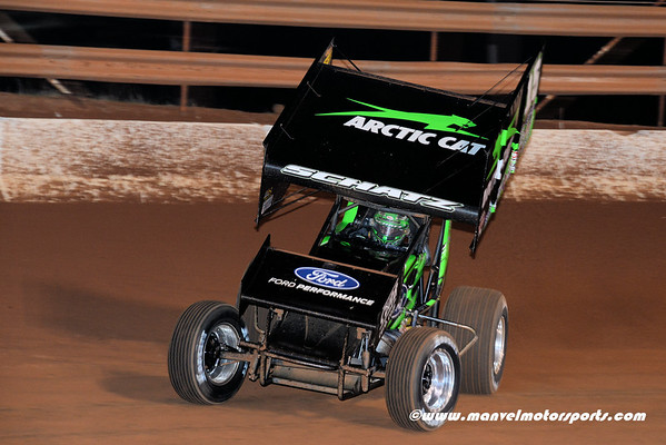 Lonestar Speedway World of Outlaws 03 March 2017