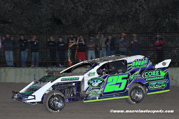 Shady Oaks Speedway, USMTS, 17 February 2017
