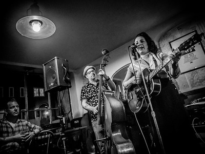 The Lynette Morgan Trio, May 2016