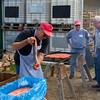 Sept 2011 Salmon BBQ - photo by Jim Corenman