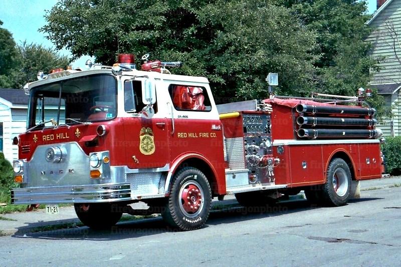Red Hill: 1972 Mack CF 1000/750