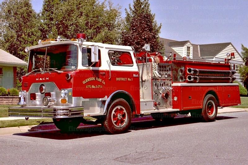 Glenside No.1: 1982 Mack CF 1250/600
