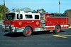 Barren Hill: 1991 Mack CF600/Emergency-One 1500/750
